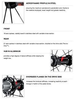 Fulcrum Racing Speed Carbon ubular Wheelse Campagnolo Hubs NIB