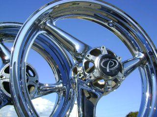 Honda CBR 929 954 929RR 954RR 929R Chrome Wheels Rims