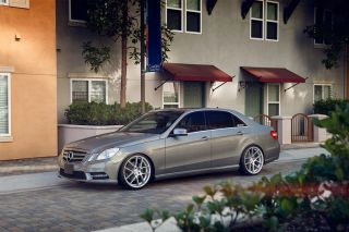 G35 Sedan Avant Garde M510 Concave Staggered Wheels Rims