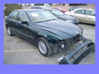 BMW 540i 4DR E39 Transmission Assembly Automatic E38