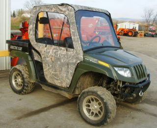 2010 Arctic Cat Prowler 550 EFI Side by Side Utility Vehicle with Cab