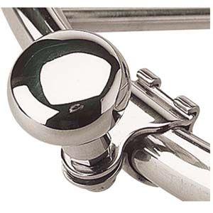 Steering Wheel Manuvering Knob Stainless Steel