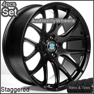 19 for BMW Wheels Tires 525 528 535 550 M3 M5 330 328 325