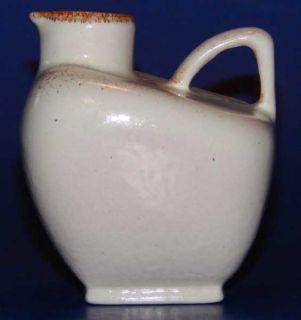 Ballard Syrup Jug Pitcher Mid Century Modern Studio Pottery