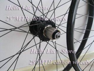 29er MTB Carbon Wheelset 29 Mountain Carbon Wheels