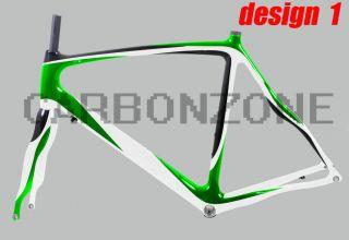 RB004 Full Carbon Frame Road Bicycle Frame Full Frame Fork 50 52 54 56