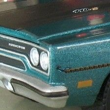 1970 Plymouth Road Runner 440 6 1 64 Diecast 1 of 4032