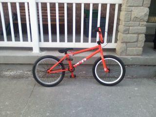 2010 DK Kvant BMX Bike Used
