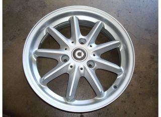 15 Smart Fortwo Wheel Rim 08 10 09 Factory Car 451