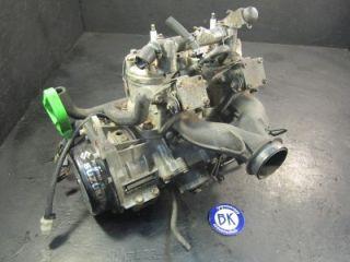 2002 Arctic Cat ZR 440 Sno Pro Motor Snowmobile Sled Snopro Firecat