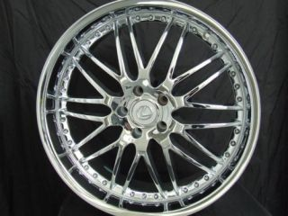 20 Lexus Wheels Rim Tires GS300 gs350 GS430 GS460 LS430