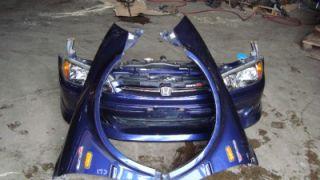 JDM 98 02 Honda Accord Euro R CL1 Front End Bumper Head Light Fender