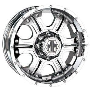 inch Mayhem Havoc Chrome Wheels Rims 5x150 Tundra Sequoia LX470
