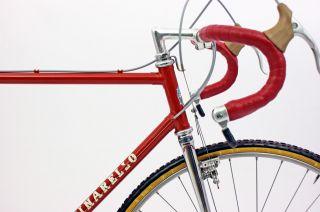 1981 Pinarello Cyclocross 55cc Campagnolo Record 3TTT Regina Vintage
