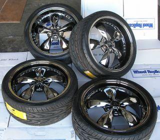 Mustang Bullitt Wheels 20x8 5 10 20 inch Tires 2005 Rims Dish