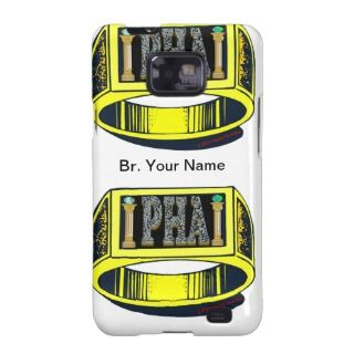 PHA) Master Mason Ring  Samsung Galaxy Cases