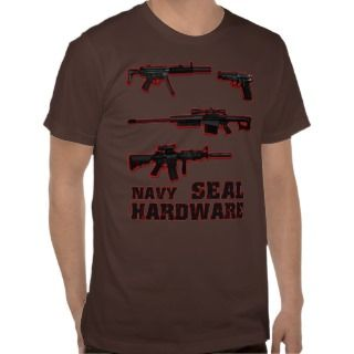 Navy SEAL Hardware Tshirt
