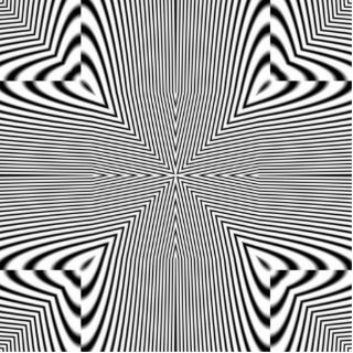 Optical Illusion 1 Cut Out
