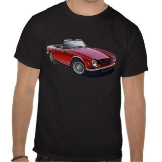 Triumph TR6 Tshirt