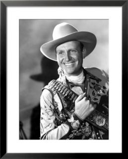 Gene Autry, c.1946 Pre made Frame