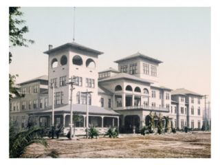 Casa Loma Hotel Redlands California Print