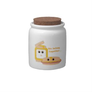 Cute Kawaii Mustard Hotdog Cartoon Candy Dish
