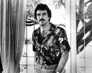 Tom Selleck   Magnum, P.I. Photograph