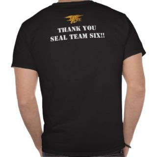 Navy Seals V Bin Laden Shirts