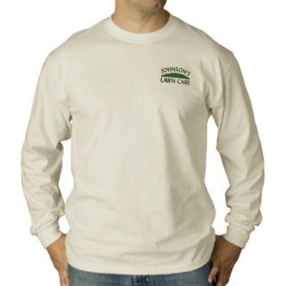 Embroidered Lawn Care