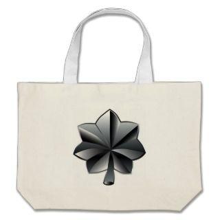 USAF Air Force Lieutenant Colonel Canvas Bags