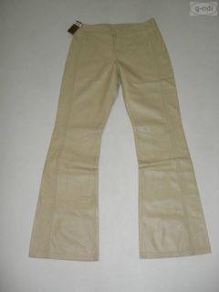 Levis® Levis 730 Lederhose Leder   Jeans 28/ 32 NEU