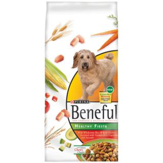 Dog Food Beneful Healthy Fiesta Dog Food