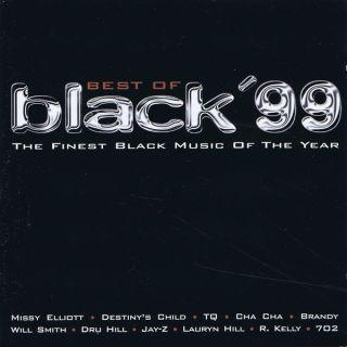 Best Of Black 99   40 Tracks   2 CD