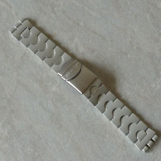 Swatch Irony 20 mm Aluminium Replacement Strap Number 16.