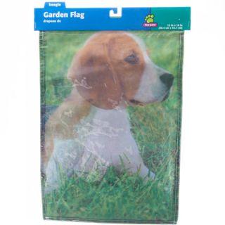 Top Paw Pet Flag   Dog Various Breeds
