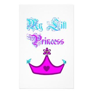 My Little Princess Stationary Stationery
