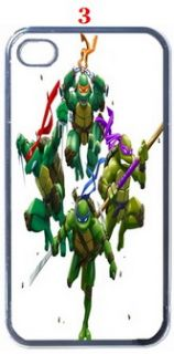 Teenage Mutant Ninja Turtles TMNT Fans iphone 4 & 4s Hard Case