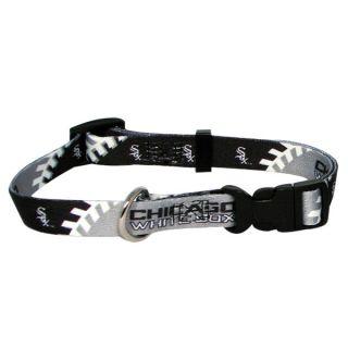 Chicago White Sox Pet Collar   Team Shop   Dog