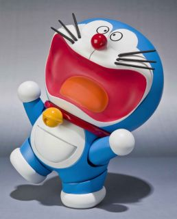 Bandai Robot Soul Spirits Damashii Doraemon 10CM Action Figure NEW