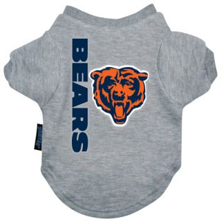 Chicago Bears Pet T Shirt   Clothing & Accessories   Dog