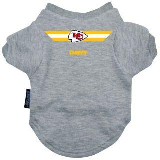 Kansas City Chiefs Pet T Shirt   Clothing & Accessories   Dog