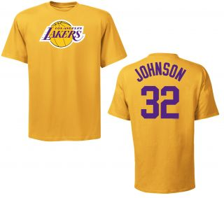 NBA Basketball Trikot/T Shirt LOS ANGELES LAKERS Magic Johnson #32
