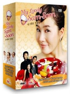 MY LOVELY SAM SOON DVD   KOREAN TV DRAMA (REGION  1 , ENGLISH
