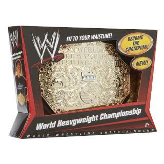 W916 WWE Gürtel Championship WORLD CHAMPION SMACKDOWN v. Mattel