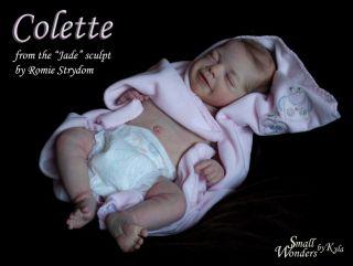 JADE by Romie Strydom   Baby Doll LE LOW NUMBER 48/700   IIORA
