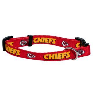 Kansas City Chiefs Pet Collar   Team Shop   Dog