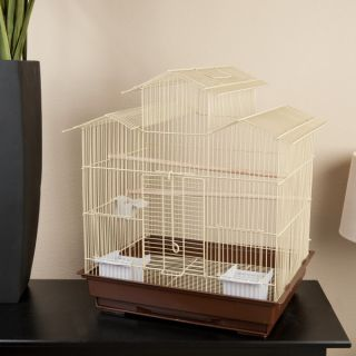Grreat Choice™ Large House Style Cage   Cages & Stands   Bird