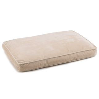 Memory Foam Eco Friendly Orthopedic Dog Bed   Ivory