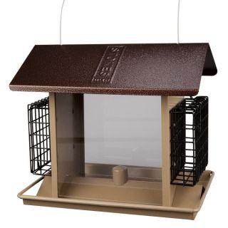 Wild Bird & Hummingbird Feeders