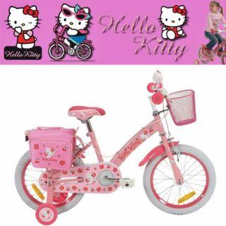 Fahrrad HELLO KITTY 16 CHERRY Pink